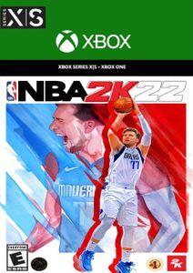 NBA 2K22 Xbox Series X|S (WW)