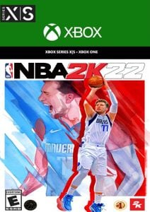 NBA 2K22 Xbox Series X|S (UK)