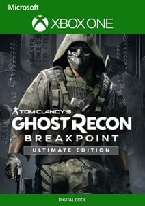 Tom Clancy's Ghost Recon Breakpoint Ultimate Edition Xbox One (UK)