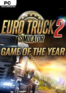 Euro Truck Simulator 2 - GOTY Edition PC