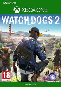 Watch Dogs 2 Xbox One (UK)