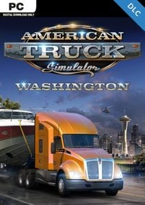 American Truck Simulator PC - Washington DLC