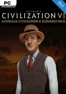 Sid Meier's Civilization VI: Australia Civilization and Scenario Pack PC (WW)