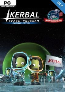 Kerbal Space Program Breaking Ground Expansion PC - DLC