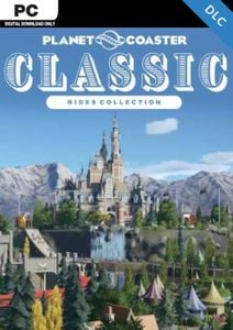 Planet Coaster PC - Classic Rides Collection DLC
