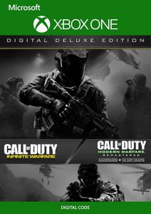 Call of Duty Infinite Warfare - Digital Deluxe Edition Xbox One (UK)