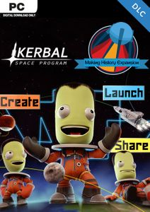 Kerbal Space Program Making History Expansion PC - DLC