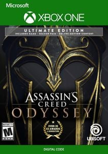 Assassin's Creed Odyssey - Ultimate Edition Xbox One (UK)