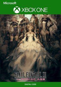 Final Fantasy XII 12 The Zodiac Age Xbox One (UK)