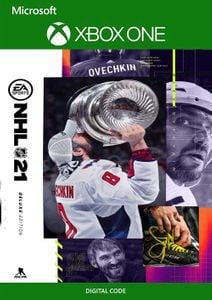 NHL 21 Deluxe Edition Xbox One (US)