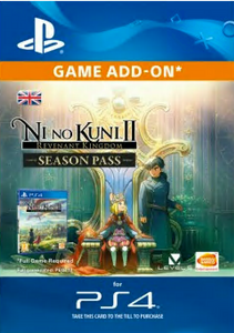 Ni No Kuni II: Revenant Kingdom - Season Pass PS4