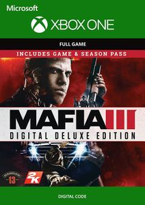 Mafia III 3 Digital Deluxe Xbox One