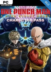 One Punch Man: A Hero Nobody Knows Character Pass PC - DLC (EU)