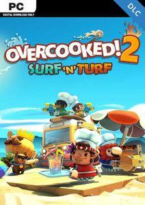 Overcooked! 2 - Surf 'n' Turf PC - DLC