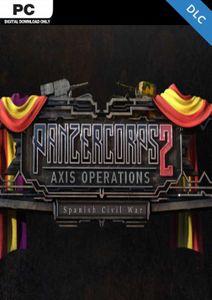 Panzer Corps 2 Axis Operations - Spanish Civil War PC - DLC