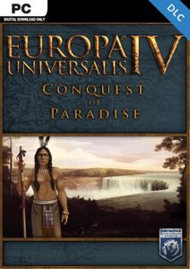 Europa Universalis IV Conquest of Paradise PC - DLC
