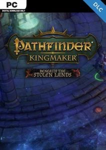 Pathfinder Kingmaker - Beneath The Stolen Lands PC - DLC