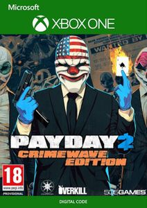 PAYDAY 2 - Crimewave Edition Xbox One (UK)