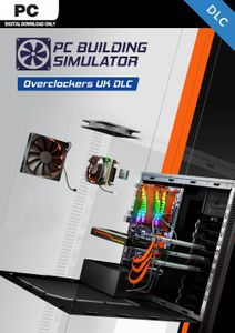 PC Building Simulator - Overclockers UK Workshop PC - DLC