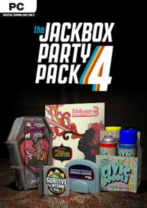 The Jackbox Party Pack 4 PC