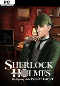Sherlock Holmes The Mystery of the Persian Carpet PC