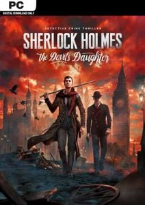 Sherlock Holmes - The Devils Daughter PC