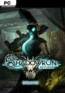 Shadowrun Returns Deluxe PC