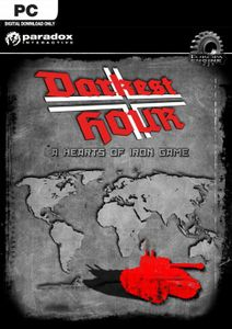Darkest Hour - A Hearts of Iron Game PC