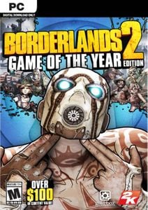 Borderlands 2 Game of the Year PC (WW)