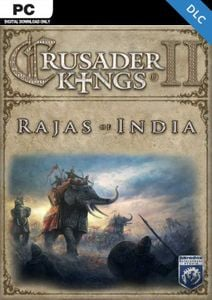 Crusader Kings II - Rajas of India PC - DLC