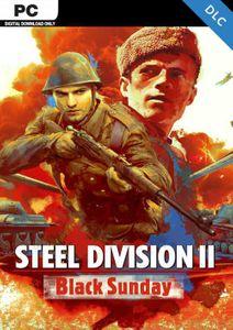 Steel Division 2 - Black Sunday PC-DLC