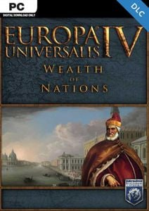 Europa Universalis IV -  Wealth of Nations PC - DLC