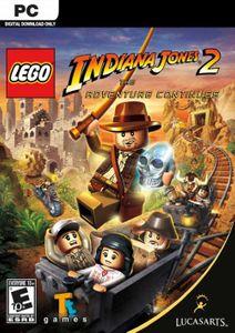 Lego Indiana Jones 2: The Adventure Continues PC