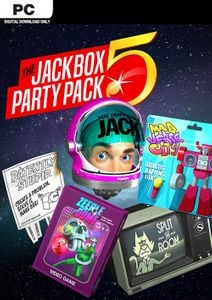 The Jackbox Party Pack 5 PC
