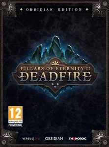 Pillars of Eternity II 2 Deadfire Obsidian Edition PC