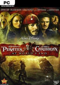 Pirates of The Caribbean At World's End PC