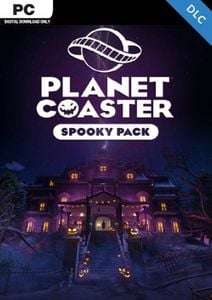 Planet Coaster PC - Spooky Pack DLC