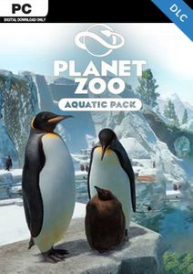 Planet Zoo: Aquatic Pack PC - DLC