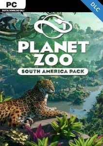 Planet Zoo: South America Pack  PC - DLC