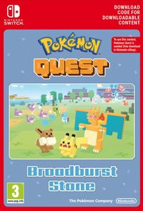Pokemon Quest - Broadburst Stone Switch (EU)