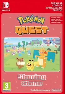 Pokemon Quest - Sharing Stone Switch (EU)