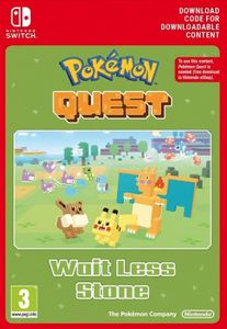 Pokemon Quest - Wait Less Stone Switch (EU)