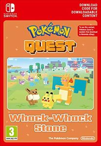 Pokemon Quest - Changement de pierre de Whack-Whack (UE)