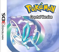 Pokémon Crystal Version 3DS
