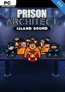 Prison Architect - Island Bound PC-DLC