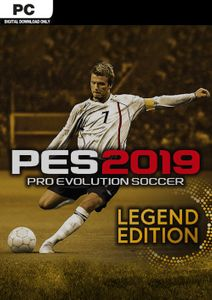 Pro Evolution Soccer (PES) 2019 Legend Edition PC