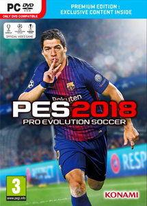 Pro Evolution Soccer (PES) 2018 - Premium Edition PC