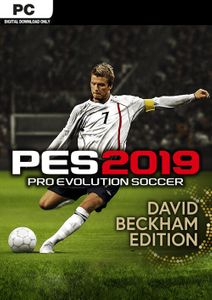 Pro Evolution Soccer (PES) 2019 David Beckham Edition PC