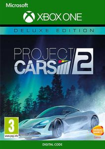 Project Cars 2 - Deluxe Edition Xbox One (UK)