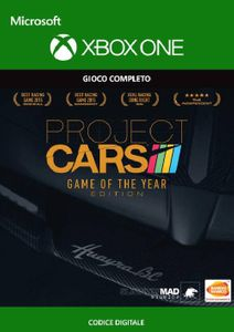 Project Cars Game of the Year Edition Xbox One (UK)